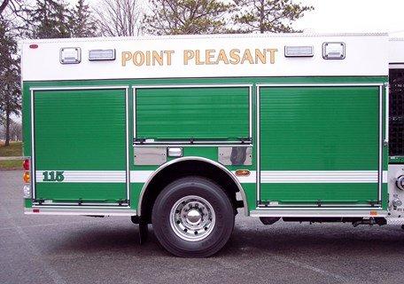 Point Pleasant Fire District   Churchville Fire Equipment